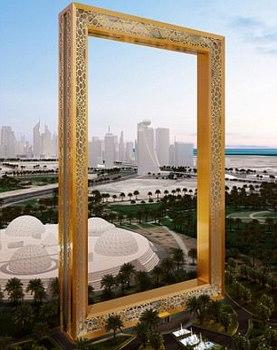 Dubai's giant 'picture frame.jpg