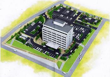 陸前高田市庁舎、浸水域をかさ上げし再建へ.jpg